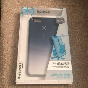 Speck Candyshell IPhone 6 Plus Blue Ombré Case